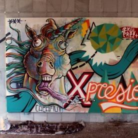 Granada, España con Skulgreen 2014