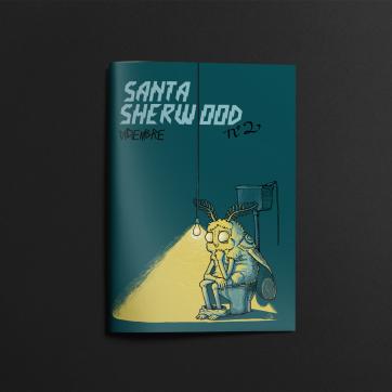 Santa Sherwood